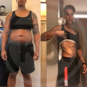 Mikelina B. Private Coaching Client at TKN. How to Improve Your Life in All Areas by Getting rid of Anxiety and Self Doubt