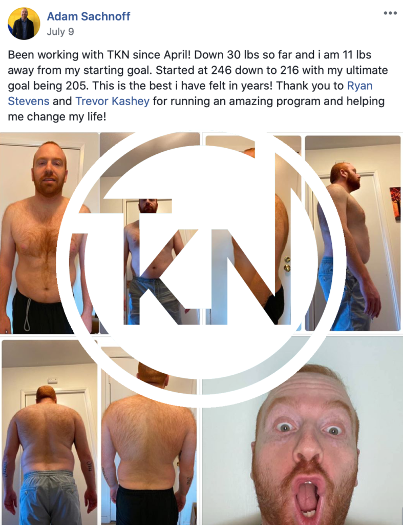 Dr. Trevor Kashey gets results for his members at TKN